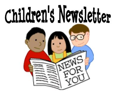 Helping Childen Learn Newsletter