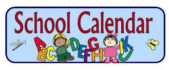 2019-2020 Board Approved Calendar